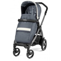 Peg-Perego Pop-Up  Luxe Mirage Book 51 grey коляска