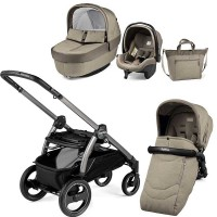 Peg-Perego Elite Cream 51 S коляска 3 в 1