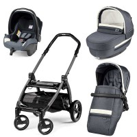 Peg-Perego Elite Luxe Mirage Book Plus S коляска 3 в 1
