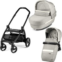 Peg-Perego Elite Luxe Pure Book 51 S коляска 2 в 1