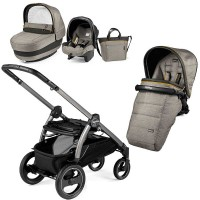 Peg-Perego Elite Luxe Grey 51 S коляска 3 в 1