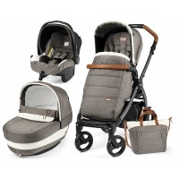 Peg-Perego Elite Polo Book 51 grey коляска 3 в 1
