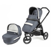 Peg-Perego Elite Luxe Mirage Book Scout коляска 2 в 1