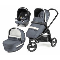 Peg-Perego Elite Luxe Mirage Book Scout коляска 3 в 1