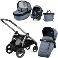 Peg-Perego Elite Horizon Book 51 S коляска 3 в 1