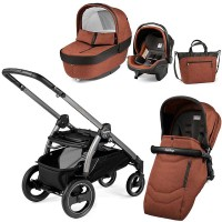 Peg-Perego Elite Terracotta 51 S коляска 3 в 1
