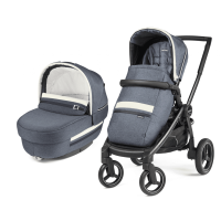 Peg-Perego Elite Luxe Mirage Team коляска 2 в 1