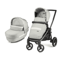 Peg-Perego Elite Luxe Pure Team коляска 2 в 1