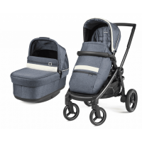 Peg-Perego Pop-Up Luxe Mirage Team коляска 2 в 1