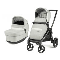 Peg-Perego Pop-Up Luxe Pure Team коляска 2 в 1