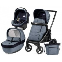 Peg-Perego Elite Horizon Team коляска 3 в 1