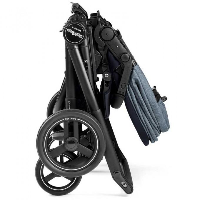 Peg-Perego Elite Luxe Pure Team коляска 2 в 1