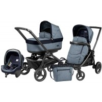 Peg-Perego Pop-Up Horizon Team коляска 3 в 1