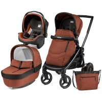 Peg-Perego Elite Terracotta Team коляска 3 в 1