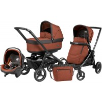 Peg-Perego Pop-Up Terracotta Team коляска 3 в 1