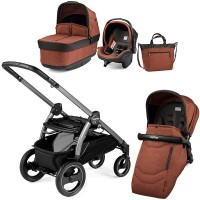 Peg-Perego Pop-Up Terracotta Book 51 S коляска 3 в 1