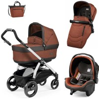 Peg-Perego Pop-Up Terracotta Book Plus 51 black/white коляска 3 в 1