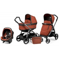 Peg-Perego Pop-Up Terracotta Plus S коляска 3 в 1