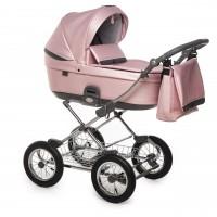 Roan Bloom Classic коляска 2 в 1 pink pear