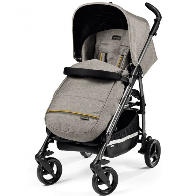 Peg-Perego Si luxe grey коляска прогулянкова