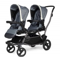 Peg-Perego Duette Piroet Pop-Up luxe mirage коляска