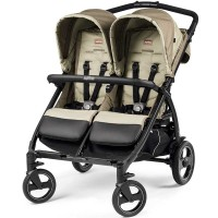 Peg-Perego Book for Two class beige коляска
