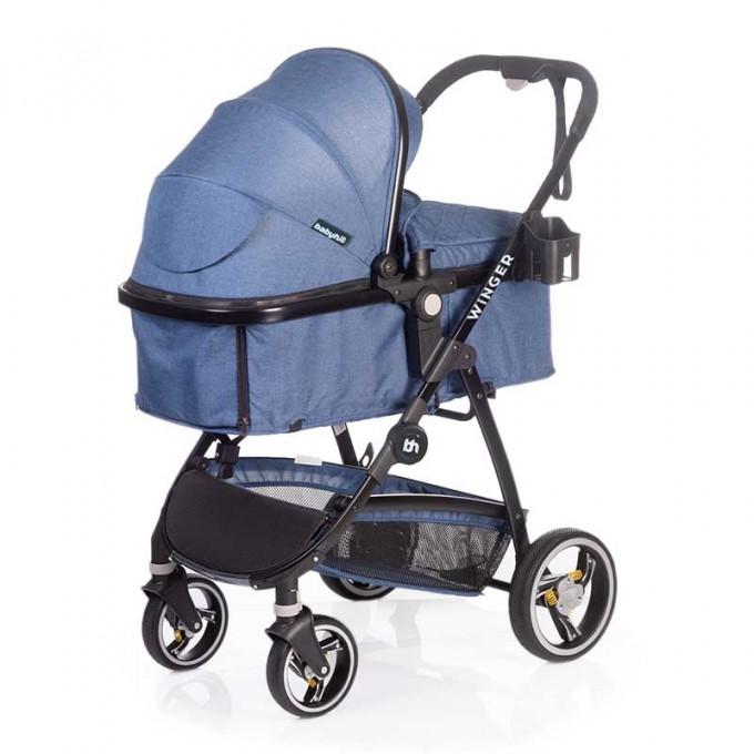 Коляска-трансформер Babyhit Winger blue