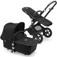Bugaboo Cameleon 3 Plus black коляска 2 в 1 шасі black