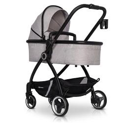 Euro-Cart Crox коляска 2 в 1 Pearl