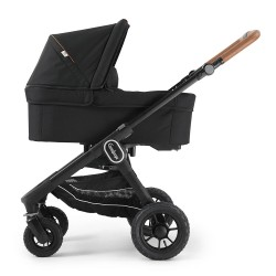 Emmaljunga NXT60 Outdoor Air Black Outdoor Black Eco
