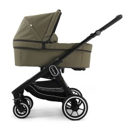 Emmaljunga NXT60 Black Outdoor Olive Eco