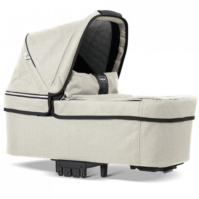 Emmaljunga NXT60 Outdoor Air FLAT Lounge Beige Eco