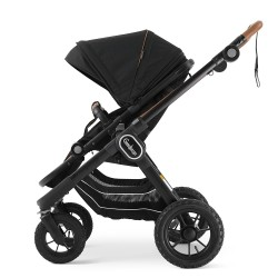 Прогулянкова коляска Emmaljunga NXT90 Outdoor Air Outdoor Black