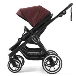 Прогулянкова коляска Emmaljunga NXT90 Black Savannah Eco