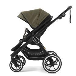 Прогулянкова коляска Emmaljunga NXT90 Black Outdoor Olive