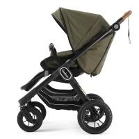 Прогулянкова коляска Emmaljunga NXT90 Outdoor Air FLAT Outdoor Olive