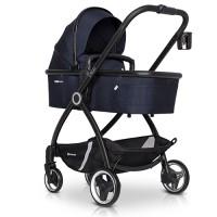 Euro-Cart Crox коляска 2 в 1 Cosmic