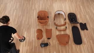 Mima Xari - огляд і складання коляски