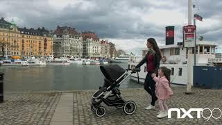 Emmaljunga NXT90 презентація дитячого візочка