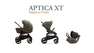 Inglesina Aptica XT 4 в 1 - відео огляд візочка