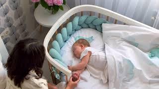 Tweeto 7 в 1 - відео огляд ліжечка трансформера