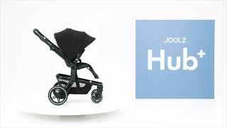 Joolz Hub+ • Відео огляд прогулянкової коляски