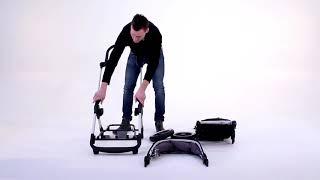 Emmaljunga NXT60 - Cкладання коляски