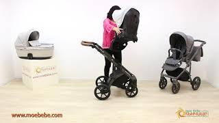 Roan Bloom - коляска 2 в 1 для дітей з самого народження