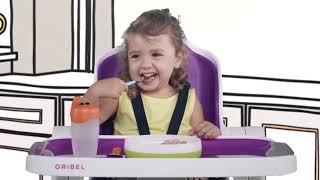 Oribel Cocoon High Chair - Стільчик для годування
