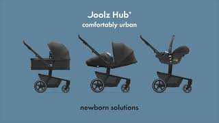 Joolz Hub+ 2 в 1 • Відео огляд коляски 2 в 1