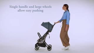 Inglesina Quid - Відео огляд прогулянкової коляски
